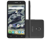"""Smartphone Alcatel PIXI4 6 8GB Preto Dual Chip 3G - Câm. 13MP + Selfie 8MP Flash Tela 6"""" Quad Core"""
