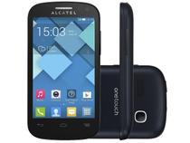 """Smartphone Alcatel Pop C3 Dual Chip 3G - Câm. 5MP Tela 4"""" Proc. Dual Core Desbl. Tim"""