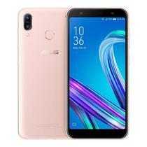 Smartphone Asus ZB555 Zenfone Max M2 Dourado 32 GB + cartão de memória 32 GB - Samsung