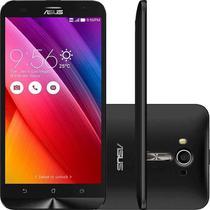 "Smartphone Asus Zenfone 2 Laser ZE550KL Preto 5,5"" 16GB 4G Dual Chip 13MP -"