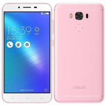 "Smartphone Asus Zenfone 3 Max Dual Chip Android 6.0 Tela 5.5"" 32GB 4G/Wi-Fi Câmera 16MP - Rosa - Azus"