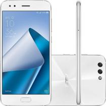 Smartphone Asus Zenfone 4, 128GB, Dual chip, 12 MP, 5.5, 4G - Branco