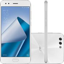 Smartphone Asus Zenfone 4, 64GB, Android 7.0, Dual chip, 12MP , 5.5 Full HD, 64GB, 4G - Branco
