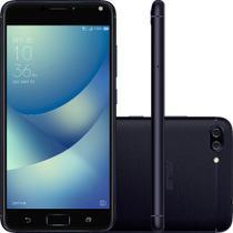 "Smartphone Asus Zenfone 4 Max Dual Chip Tela 5.5"" 16GB Câmera Dual Traseira 13 + 5MP -"