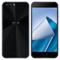 "Smartphone asus zenfone 4 ze554kl 4ram 64gb tela 5.5"" lte dual preto -"