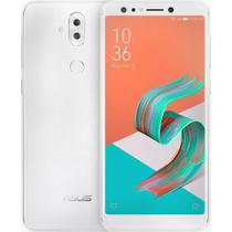 Smartphone Asus Zenfone 5 Selfie 64GB Dual Chip Android Nougat Snapdragon 430 Octa-Core 4G Câmeras Frontal 20MP   8MP Traseira 16MP   8MP Branco