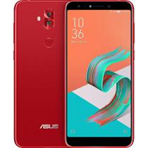 Smartphone Asus Zenfone 5 Selfie Pro 128GB, Android 7.0 Tela 6 4GB Selfie 20MP+8MP 16MP+8MP Vermelho