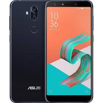 Smartphone Asus Zenfone 5 Selfie Pro, Android Nougat, Dual Chip, 16+8MP, 6.0'', 128GB, 4G - Preto