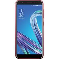 """Smartphone Asus Zenfone Max M2 ZB555KL 32GB Dual Chip Tela 5.5"""" 4G WiFi Câmera Dual 8MP+13MP Vermelho -"""