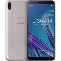 Smartphone Asus Zenfone Max Pro (M1) 32GB Dual Chip Tela 6 Qualcomm Snapdragon SDM636 4G Câmera 13 + 5MP (Dual Traseira) - Prata - Asus smartphone