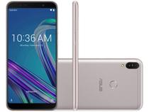 """Smartphone Asus ZenFone Max Pro (M1) 32GB Prata 4G - 3GB RAM Tela 6"""" Câm. Dupla + Câm. Selfie 8MP"""