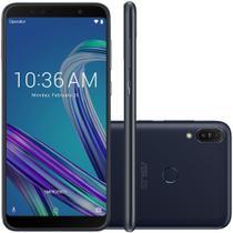 Smartphone Asus Zenfone Max Pro Preto 32GB, Tela 6.0, 3GB RAM, Câmera Traseira Dupla, Bateria 5000mAh, Processador Octa Core, Android 8.0 e Dual Chip -