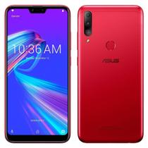 Smartphone Asus Zenfone Max Shot, Android 8.0, Dual chip, 12+5+8MP, 6.2, 64GB, 4G -  Vermelho