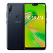 Smartphone Asus Zenfone Max Shot Preto ZB634KL 32GB+SD 32GB/RAM3GB Câmera tripla/bateria 4000mAh -