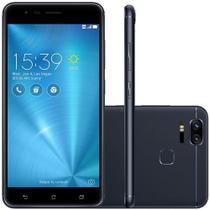 Smartphone Asus Zenfone Zoom S ZE553KL-3A079BR Octa Core Android 6 Tela 5,5 128GB 12MP 4G - Preto -