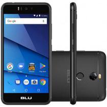 "Smartphone Blu R2 Lte Dual Sim 4G 5.2"" 8GB/1GB- Preto -"
