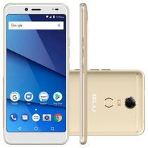 """Smartphone Blu V. One Plus Dual Sim 5.9"""" 16GB/2GB-Dourado -"""
