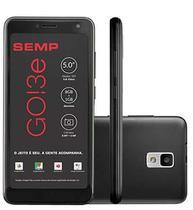 Smartphone Celular Tcl Semp Go3e Quad Core 8gb Tela 5 Dual -