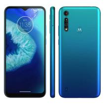 Smartphone Dual Moto G8 Power Lite 64GB 16MP XT2055 Aqua -Motorola