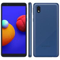 Smartphone galaxy a01 core azul  samsung -