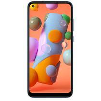 """Smartphone galaxy a11 64gb azul 64gb/3gb/6.4""""/13mp/8c 1.8ghz/4000mah  samsung -"""