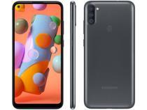 Smartphone Galaxy A11 64GB Preto 4G - Samsung -