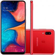 Smartphone Galaxy A20 - 32GB - 3GB RAM - Dual Chip - 4g - Samsung