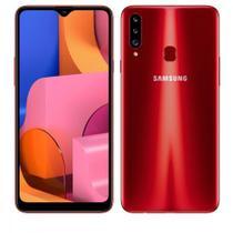 Smartphone Galaxy A20S 32Gb Tela 6.5 3Gb Samsung -