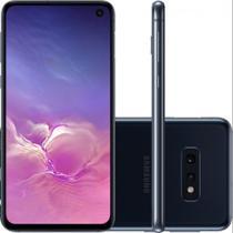 Smartphone Galaxy S10e 128GB Dual Chip Android 9.0 Tela 5.8 Octa-Core 4G Câmera 12MP mais 16MP Samsung -