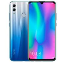 Smartphone Huawei Honor 10 Lite Hry-Lx2 32Gb / 4G / Dual Sim / Tela 6.21 / Câmeras 13Mp + 2Mp E 24Mp - Azul -