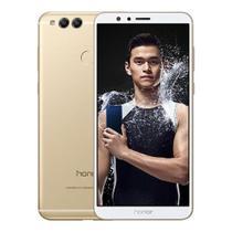 """Smartphone Huawei Honor 7X 32Gb / 4G / Dual Sim / 5.93"""" / Câmeras 16.0Mp + 2.0Mp E 8.0Mp - Dourado -"""