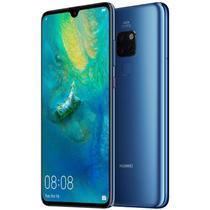 """Smartphone huawei mate 20 hma-l29 4ram 128gb tela 6.53"""" lte dual azul -"""