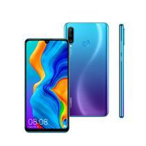 "Smartphone Huawei P30 Lite 128GB 6,15"" 4G Câmera Tripla 24MP+8MP+2MP 4GB Dual Chip Peacock Blue -"
