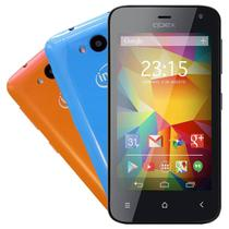 Smartphone Intel  X Go Hs011 Dual 3g Android Novo - Qbex