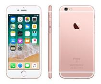 Smartphone iphone 6s plus 32gb rose nacional