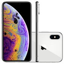 Smartphone iphone xs max 64gb prata