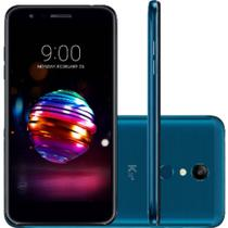 """Smartphone k11+ dual chip 32gb 4g octa-core 1.5ghz tela 5,3"""" android 7.0 azul lg -"""