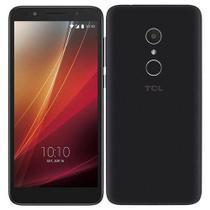 "Smartphone L9 16GB 5.34"" Dual Chip 3G Preto TCL -"