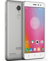 "Smartphone Lenovo K6  Dual 16GB Tela 5.0"" 13MP - Prata -"