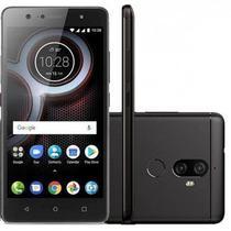 """Smartphone Lenovo K8 Plus Dual 32gb 5.2"""" 13+5mp/8mp Preto -"""