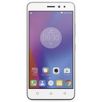 smartphone lenovo vibe k6 16gb 4g dual desbloqueado prata -