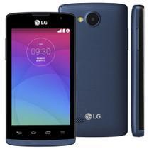 Smartphone LG Joy H222 4GB Tela 4 IPS Android 4.4 Câmera 5MP Dual Chip -