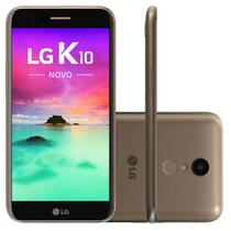Smartphone LG K10 Novo Dual Chip Android Tela 5.3