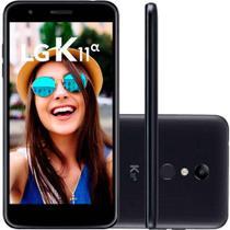 Smartphone Lg K11 Alpha 16GB Tela 5.3 Câmera Traseira 8MP 4G+WIFI Android 7.1 Dual Chip - Preto -