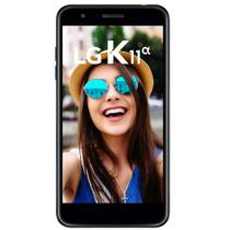 Smartphone LG K11 Alpha Android 7.0 Tela 5.3 16GB Câm 8MP + 5MP