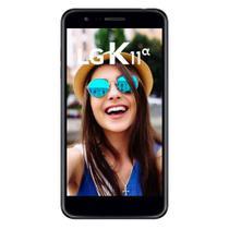 Smartphone LG K11 Alpha Dourado 16GB Câmera 8MP 4G LMX410BTW -