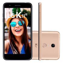 Smartphone LG K11 Alpha Dual 16GB 5.3'' 4G 7.1 8MP - Dourado -