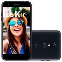 Smartphone LG K11 Alpha, Dual Chip, 16GB + Micro SD 16GB, Preto - LMX410 -