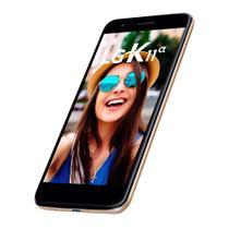 "Smartphone LG K11 Alpha LMX410BTW Tela 5,3"" 16GB 13MP Dual Chip Dourado -"