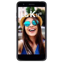 Smartphone LG K11 Alpha Preto 16GB Câmera 8MP 4G LMX410BTW -